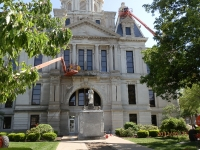 Whitley County Courthouse - Columbia City, Indiana